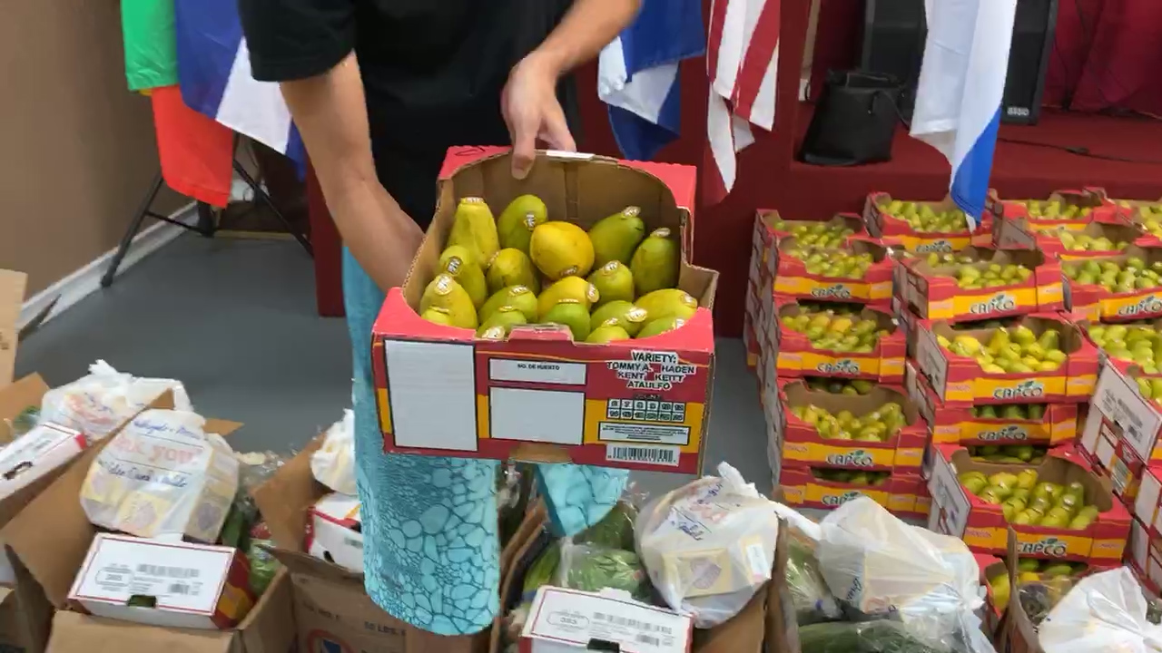 Food Drive in South Florida For Families In Need