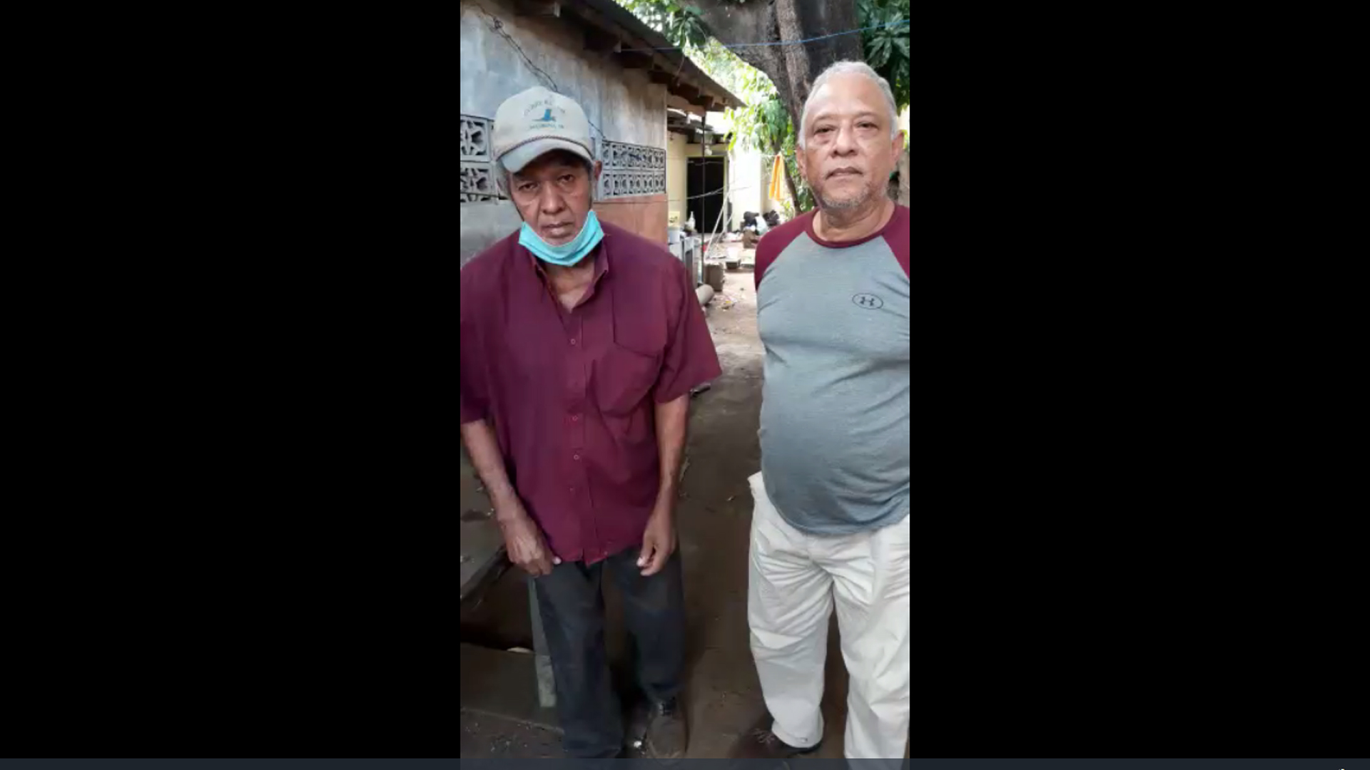 Receiving Donations in Nicaragua and Giving Thanks